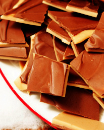Old Time Chocolate Toffee Recipe